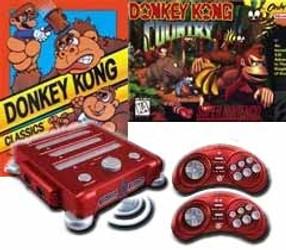 Retron 3 Donkey Kong Pak