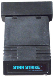 Star Strike - Atari 2600 Game