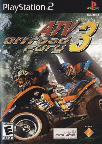 Atv offroad Fury 4 ps2 Iso Zone