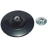 MOLDED BACKING PLATE