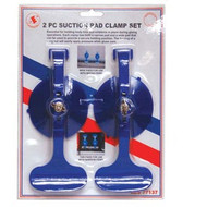 2PC SUCTION PAD CLAMP SET