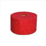 "2-3/4"" X 25yds P80D Stikit Red Abrasive Sheet Roll"