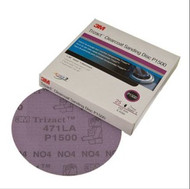 "25/BX 3"" P1500 TRIZACT CLEARCOAT SNDING DISC"