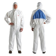 EA 4540+XL Disposable Protective Coveralls (25/BX)