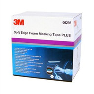 21mm x 49m Soft Edge Foam Masking Tape
