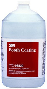 GALLON BOOTH COATING