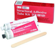 4OZ. STRUCTURAL ADHESIVE KIT