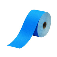 3M䋢 Stikit䋢 Blue Abrasive Sheet Roll, 2.75 in x 10 yd, 150