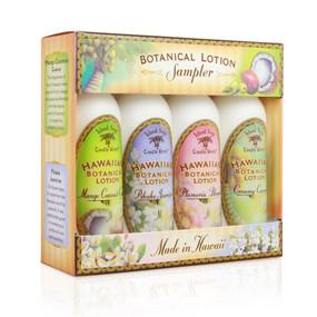 2 oz. botanical lotion sampler back