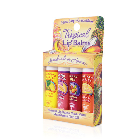Lip Balm Stick Sample Pack