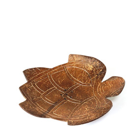 Turtle Coconut Shell Soap Dish