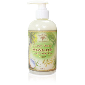 Creamy Coconut Hand Soap