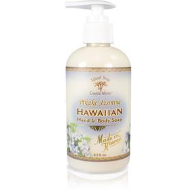 Pikake Jasmine - 8.5 oz. Liquid Hand and Body Soap