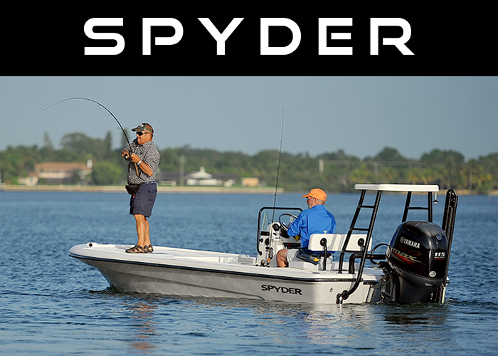 Click for Spyder Boats