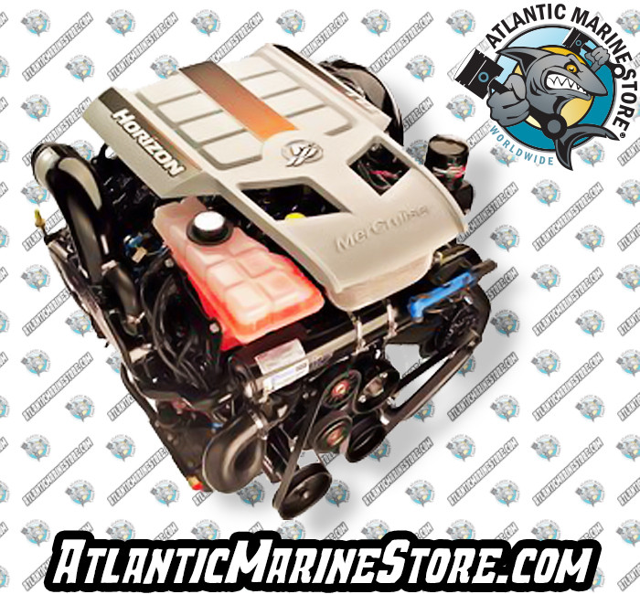 8 1L Horizon 375HP - Atlantic Marine Store