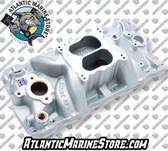 [A] Aluminum Marine Intake Manifold (Fits 5.0 305, 5.7 350, 6.2 383)(Years: Up to 1986)