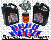 Premium Engine Install Kit - For GM 4.3, 5.0, 5.7, 7.4 / Ford 302, 351W / Chrysler 318, 360