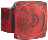 """STOP AND TAIL LIGHT/LEFT UNDER 80"""" COMBINATION TAIL LIGHT (ANDERSON MARINE)"""