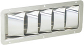 LOUVERED VENT SS STAINLESS STEEL LOUVER VENT (ATTWOOD MARINE)