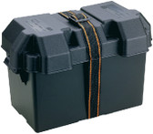 POWER GUARD BATT.BOX-BLK-27M VENTED BATTERY BOX (ATTWOOD MARINE)