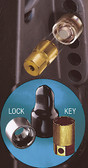 OUTBOARD LOCK 40HP J/E & UP OUTBOARD LOCK (MCGARD LOCKS)