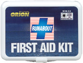 RUNABOUT  FIRST AID KIT RUNABOUT FIRST AID KIT (ORION SAFETY PRODUCTS)