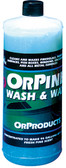 ORPINE WASH & WAX - QT WASH & WAX (ORPINE)