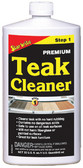 TEAK CLEANER-QUART PREMIUM TEAK CLEANER (STARBRITE)