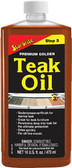 PREMIUM GOLDEN TEAK OIL QUART PREMIUM GOLDEN TEAK OIL (STARBRITE)