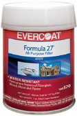 FORMULA 27-HALF PINT FORMULA 27 ALL PURPOSE FILLER (EVERCOAT)