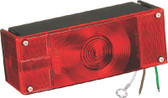"""TAIL LIGHT LH LOW PROF/SUMB WATERPROOF OVER 80"""" LOW PROFILE REPLACEMENT TAIL LIGHTS (WESBAR)"""