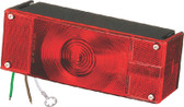 """TAIL LIGHT RH LOW PROF/SUBM WATERPROOF OVER 80"""" LOW PROFILE REPLACEMENT TAIL LIGHTS (WESBAR)"""