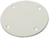 COVER PLATE-5 5/8IN ARTIC WHIT COVER PLATE (SEACHOICE)