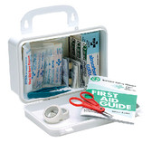 DELUXE MARINE FIRST AID KIT DELUXE FIRST AID KIT (SEACHOICE)