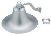CHROME BRASS BELL-6 FOG BELL (SEACHOICE)