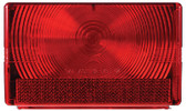 WATERPROOF DRIVRSIDE OVER 80 SUBMERSIBLE UNIVERSAL MOUNT COMBINATION TAIL LIGHT (SEACHOICE)