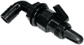 90 DEGREE AERATOR HEAD W/SHUT- AERATOR SPRAY HEAD (T-H MARINE)