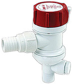 1100 GPH LIVEWELL SEACOCK TOURNAMENT SERIES AERATOR PUMP (RULE)