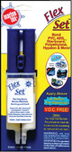 FLEX SET 30G EPOXY ADHESIVE MARINE-TEX FLEX-SET UNDERWATER EPOXY (MARINETEX)