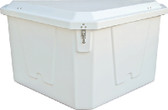 TRIANGLE DOCK BOX 54WX33DX27H STOW 'N GO DOCK BOX (TAYLOR)