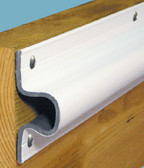 C GUARD PROFILE (10 FT/ROLL) C GUARD PVC PROFILE (DOCK EDGE)