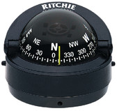 EXPLORER COMPASS BLK/BLK DIAL EXPLORER COMPASSES (RITCHIE NAVIGATION)