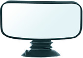 SUCTION CUP MIRROR-4IN X 8IN SUCTION CUP MIRROR (CIPA MIRRORS)