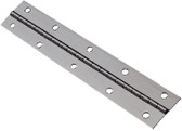 FLAT HINGE 2.25 IN. X 11 IN. ALUMINUM HINGES (WISE SEATING)