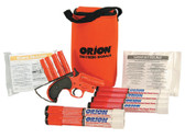 DELUXE SIGNAL/FIRST AID KIT ALERT/LOCATE PLUS WITH FIRST AID (ORION SAFETY PRODUCTS)