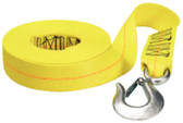 WINCH STRAP 2 X 20' 4/CLAM WINCH STRAP (FULTON PRODUCTS)