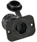 SOCKET ONLY NEW STYLE SCOTTY DOWNRIGGER 12V PLUG AND RECEPTACLE (SCOTTY DOWNRIGGERS)