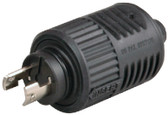 PLUG ONLY NEW STYLE SCOTTY DOWNRIGGER 12V PLUG AND RECEPTACLE (SCOTTY DOWNRIGGERS)