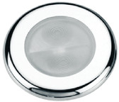 BOGOTA 4-LED ROUND LIGHT W/ST BOGOTA 4-LED ROUND ACCENT COURTESY LIGHT (AQUA SIGNAL)