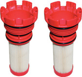 FILTER OPTIMAX/VERADO 2MIC 2PK TWIN PACK REPLACEMENT FILTER (RACOR)